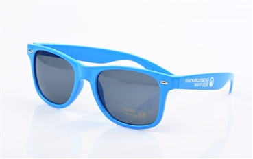 custom printed wayfarer style sunglasses
